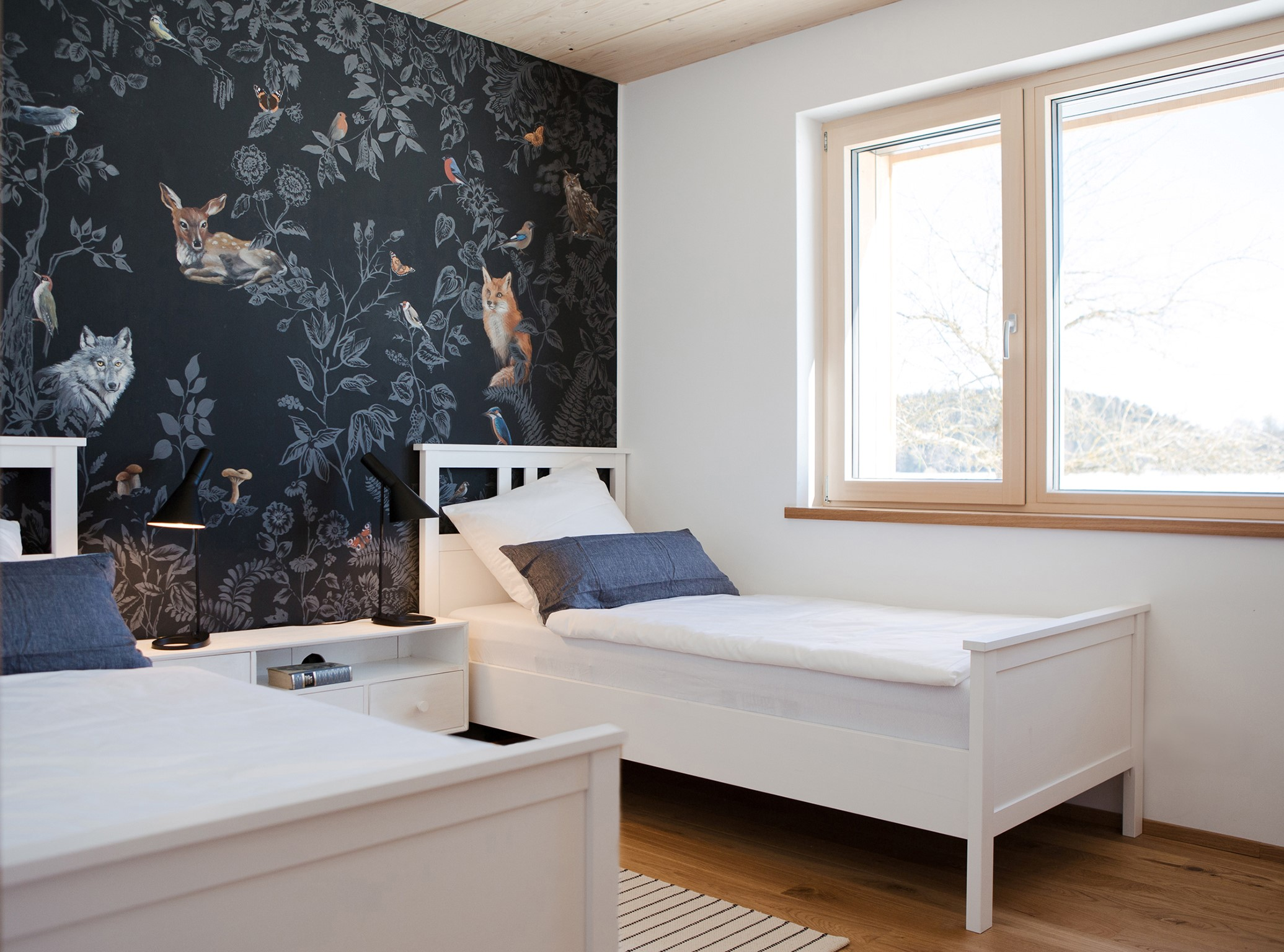 Appartement de vacances Schmidhuber - Ferienhaus im Obstanger (DE Chieming). Ferienwohnung MAX - 1-4 Personen, 2 s (2597106), Chieming, Lac de Chiem, Bavière, Allemagne, image 13