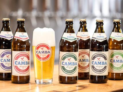 """Winterzauber: """"Bier & Käse"""" - Verkostung in der Brauerei Camba Bavaria in Seeon"""