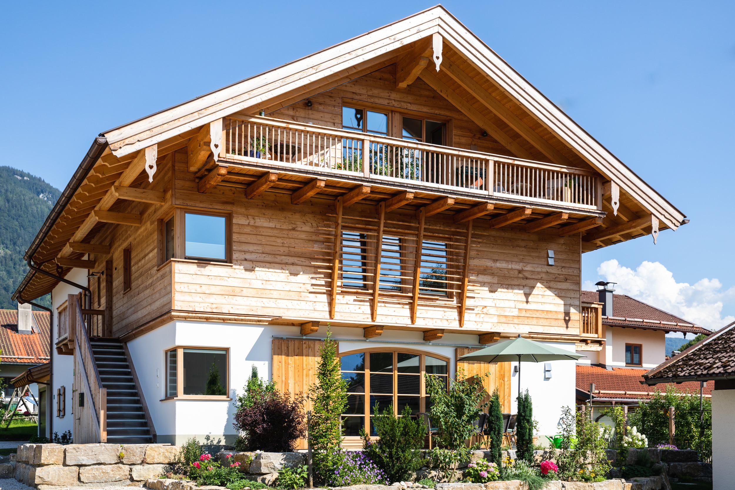 Chiemgau Ferienhaus