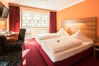 Standard Doppelzimmer / Urheber: Hotel Isartor / Rechteinhaber: © Hotel Isartor