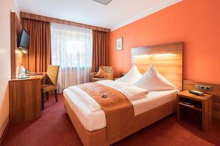 Komfort Einzelzimmer / Urheber: Hotel Isartor / Rechteinhaber: © Hotel Isartor