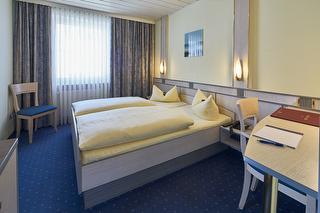 Doppelzimmer / Urheber: Hotel Alfa GmbH / Rechteinhaber: © Hotel Alfa GmbH