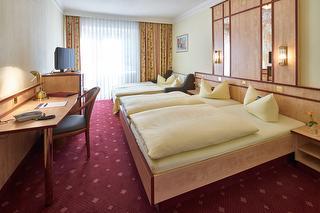 vierbettzimmer / Urheber: Hotel Alfa GmbH / Rechteinhaber: © Hotel Alfa GmbH