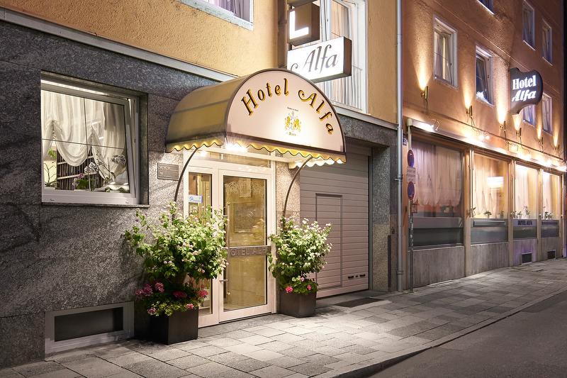 Hotelansicht / Urheber: Hotel Alfa GmbH / Rechteinhaber: © Hotel Alfa GmbH
