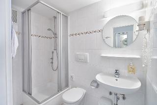 Dusche / Urheber: Hotel Alfa GmbH / Rechteinhaber: © Hotle Alfa GmbH