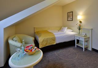 Classic Einzelzimmer Best Western Plus Hotel Erb München Parsdorf