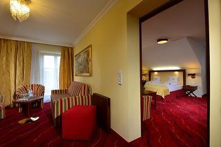 Suite im Best Western Plus Hotel Erb München Parsdorf