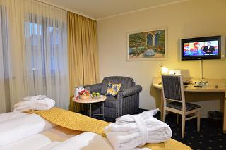 Classic Doppelzimmer im Best Western Plus Hotel Erb München Parsdorf