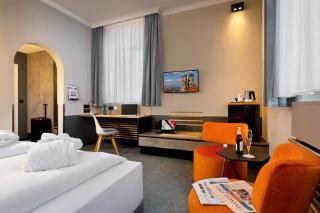 Executive Zweibettzimmer - Wohnbereich