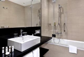 Executive Zimmer - Badezimmer