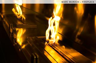 Kamin / Urheber: mabeny Kommunikation & Design / Rechteinhaber: © G. Stürzer GmbH Hotelbetriebe