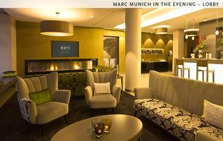 Lobby / Urheber: mabeny Kommunikation & Design / Rechteinhaber: © G. Stürzer GmbH Hotelbetriebe