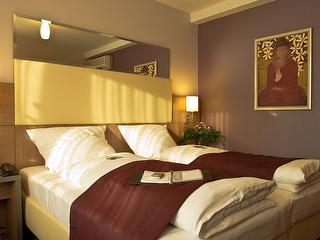Komfort Zimmer / Urheber: Favored Hotel Scala / Rechteinhaber: © Favored Hotel Scala
