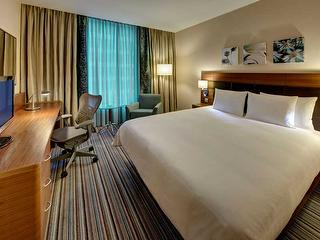Double Room / Author: Hilton Garden Inn Frankfurt Airport / Copyright holder: © Hilton Garden Inn Frankfurt Airport