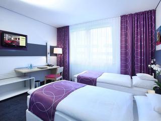 Business Doppelzimmer / Urheber: Lindner Hotel & Sports Academy / Rechteinhaber: © Lindner Hotel & Sports Academy