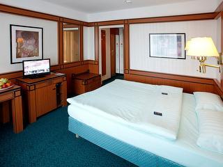 Doppelzimmer Komfort / Author: Hotel Amadeus / Copyright holder: © Hotel Amadeus