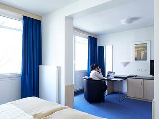 Double room / Author: Hotel Am Krankenhaus Nordwest / Copyright holder: © Hotel Am Krankenhaus Nordwest