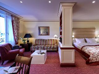 Junior Suite / Urheber: Grandhotel Hessischer Hof / Rechteinhaber: © Grandhotel Hessischer Hof