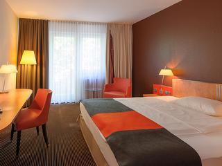 Doppelzimmer / Urheber: Mercure Hotel & Residenz Frankfurt Messe / Rechteinhaber: © Mercure Hotel & Residenz Frankfurt Messe