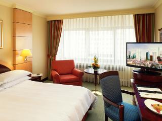 Standard Zimmer / Urheber: InterContinental Frankfurt / Rechteinhaber: © InterContinental Frankfurt