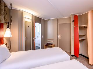 Twin bed room / Author: Ibis Frankfurt Centrum / Copyright holder: © Ibis Frankfurt Centrum