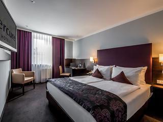 Doppelzimmer / Urheber: Mercure Hotel Frankfurt City Messe / Rechteinhaber: © Mercure Hotel Frankfurt City Messe