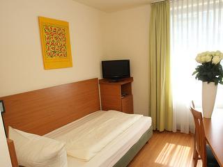 Single room / Author: Hotel Memphis / Copyright holder: © Hotel Memphis