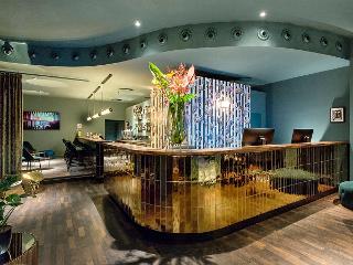 Rezeption & Lobby / Urheber: Manhattan Hotel / Rechteinhaber: © Manhattan Hotel