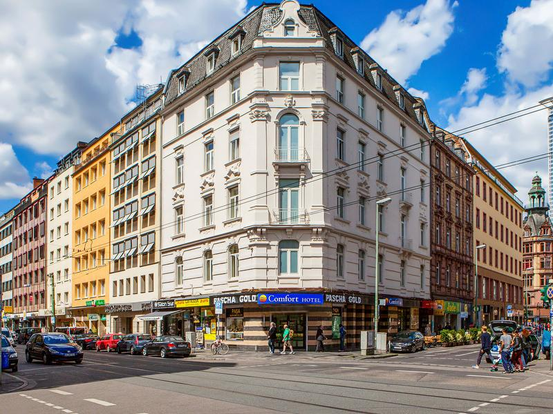 Comfort Hotel Frankfurt City Center  Frankfurt Am Main
