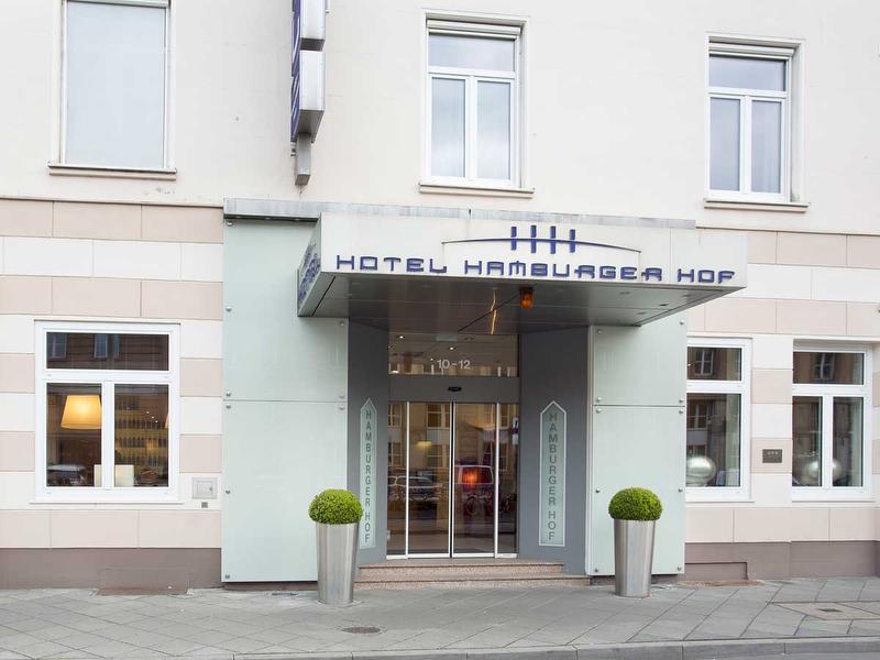 hotel hamburger hof frankfurt tourism. Black Bedroom Furniture Sets. Home Design Ideas
