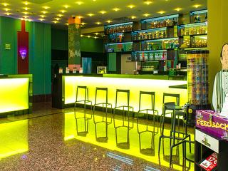 Bar / Urheber: United Hostel Frankfurt City Center / Rechteinhaber: © United Hostel Frankfurt City Center