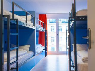 Schlafraum / Urheber: United Hostel Frankfurt City Center / Rechteinhaber: © United Hostel Frankfurt City Center