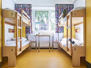 Youth hostel - Haus der Jugend / Author: Jugendherberge - Haus der Jugend / Copyright holder: © Jugendherberge - Haus der Jugend