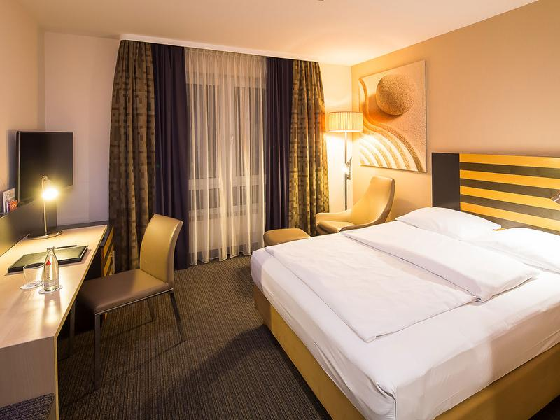 Frankfurt Hotel Nahe Jahrhunderthalle