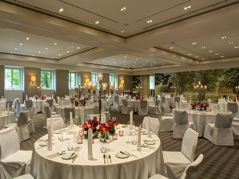 Villa Kennedy A Rocco Forte Hotel Frankfurt Tourism