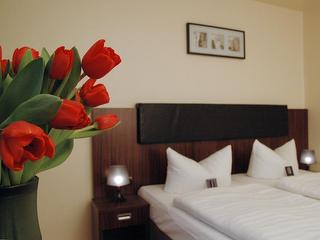 Double room / Author: City Hotel Mercator / Copyright holder: © City Hotel Mercator