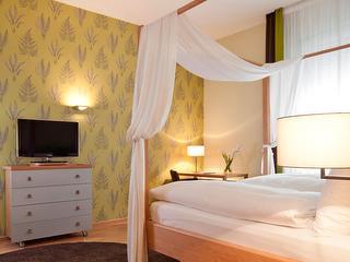 Doppelzimmer / Urheber: Hotel Villa Orange / Rechteinhaber: © Hotel Villa Orange