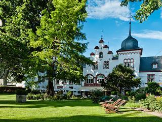 Außenansicht / Urheber: Hotel Kronenschlösschen / Rechteinhaber: © Hotel Kronenschlösschen