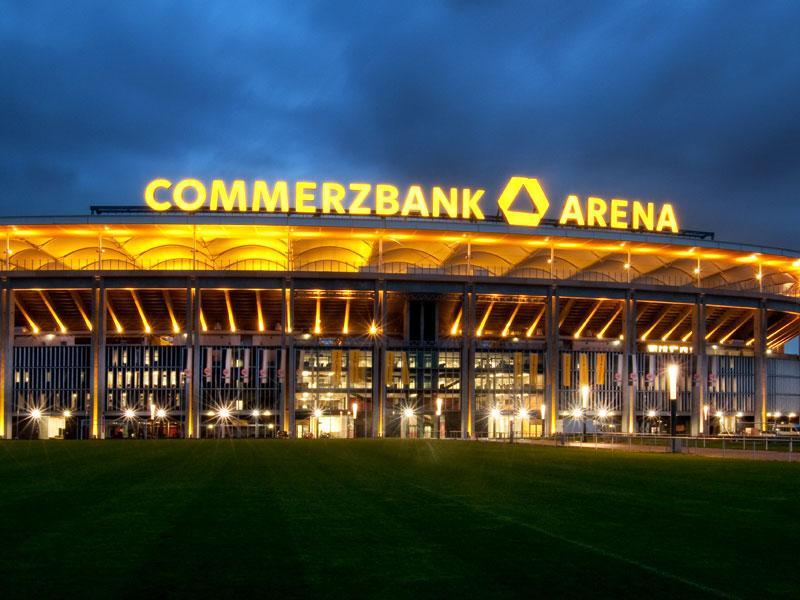 Commerzbank Arena Kommende Veranstaltungen