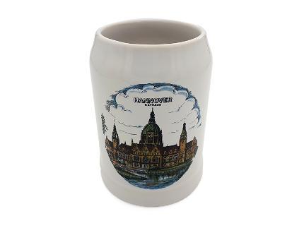 """Beer mug """"Town Hall"""""""