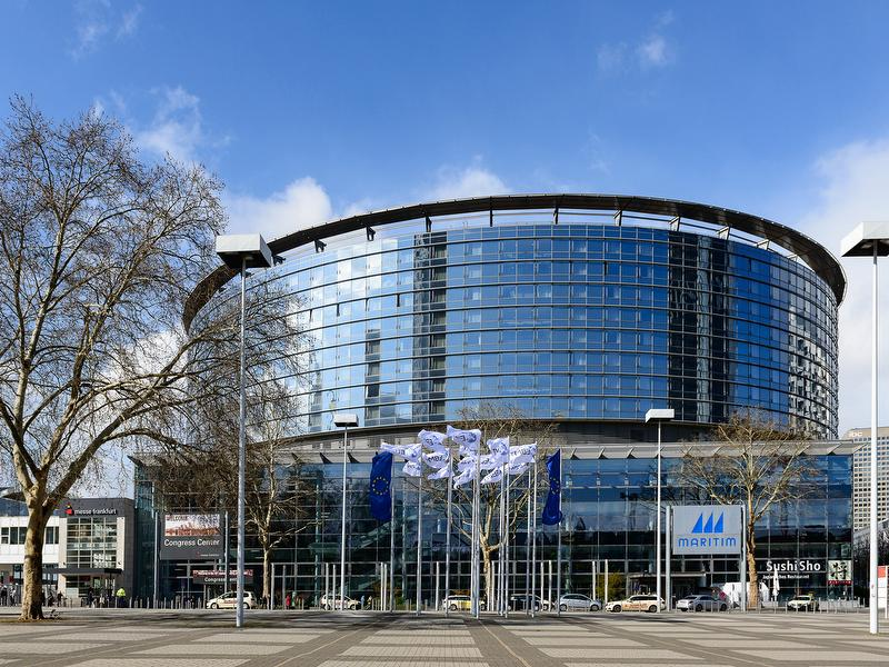 Hotel Foyer Frankfurt : Congress center frankfurt tourismus