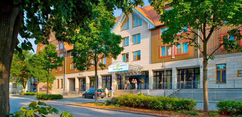 Aussenansicht / Urheber: HKK Hotel Wernigerode / Rechteinhaber: © HKK Hotel Wernigerode