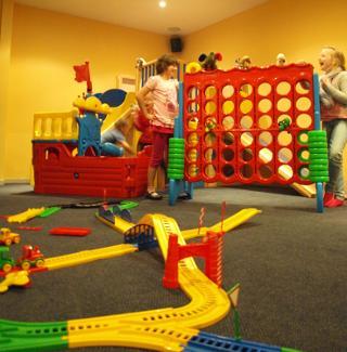 Kinderspielzimmer / Urheber: HKK Hotel Wernigerode / Rechteinhaber: © HKK Hotel Wernigerode