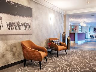 Lobby IV / Urheber: Leonardo Hotel Hannover / Rechteinhaber: © Leonardo Hotel Hannover