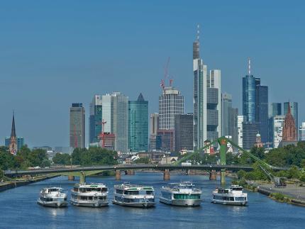 Event-Schiff Frankfurt