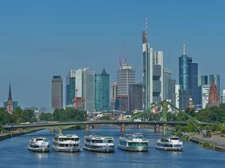 Stylish cruises on the River Main / Author: Frankfurter Personenschiffahrt A. Nauheimer