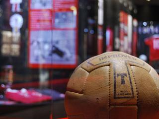 90 Minuten sportliches Frankfurt / Urheber: Eintracht Frankfurt Museum / Rechteinhaber: © Eintracht Frankfurt Museum