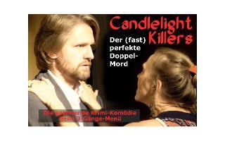 Crime Dinner - Candlelight Killers / Author: Dine & Crime Theaterproduktion / Copyright holder: © Dine & Crime Theaterproduktion