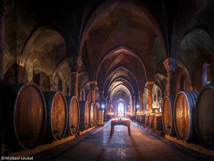 Klosterführungen und Weinproben im Rheingau - historisches Ambiente und Erlebnis für alle Sinne