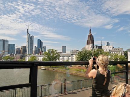 Themenbezogene Touren in Frankfurt
